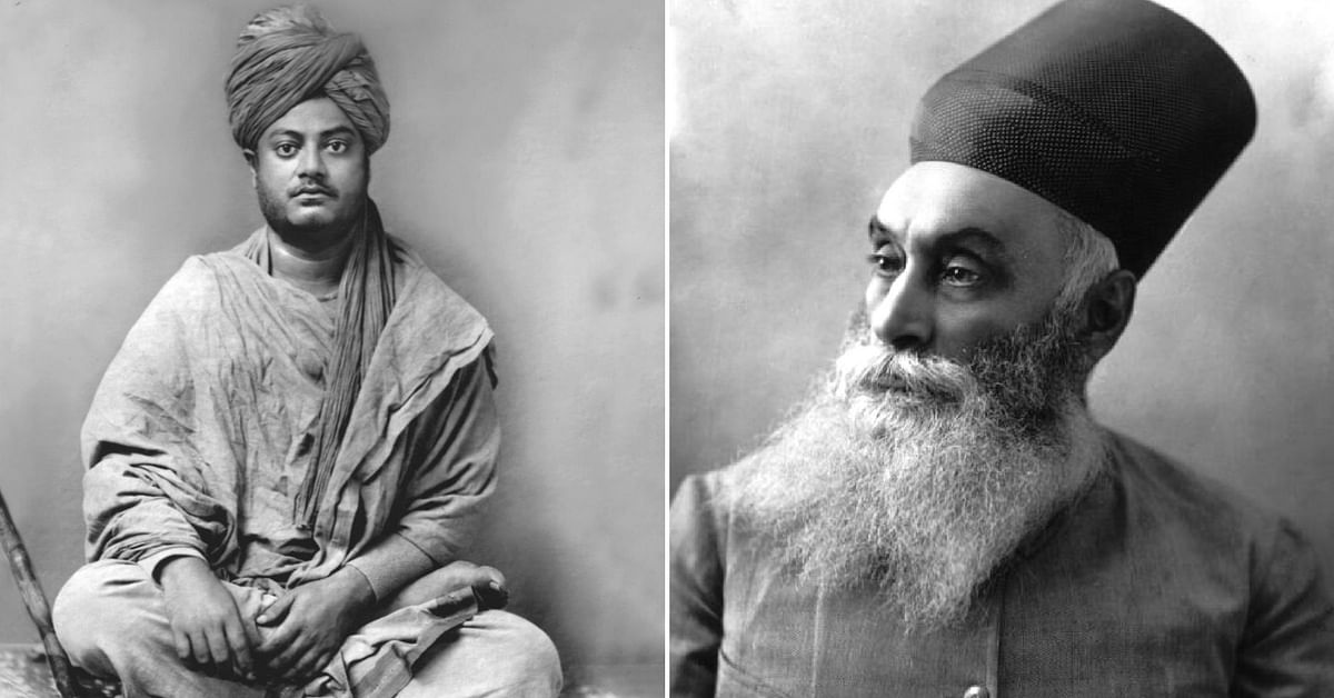 What Connects Vivekananda and Jamsetji Tata? A Historic Sea Voyage!