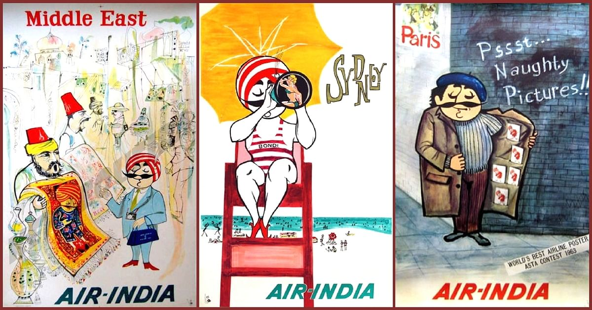 air india s iconic mascot how the maharajah got its wings