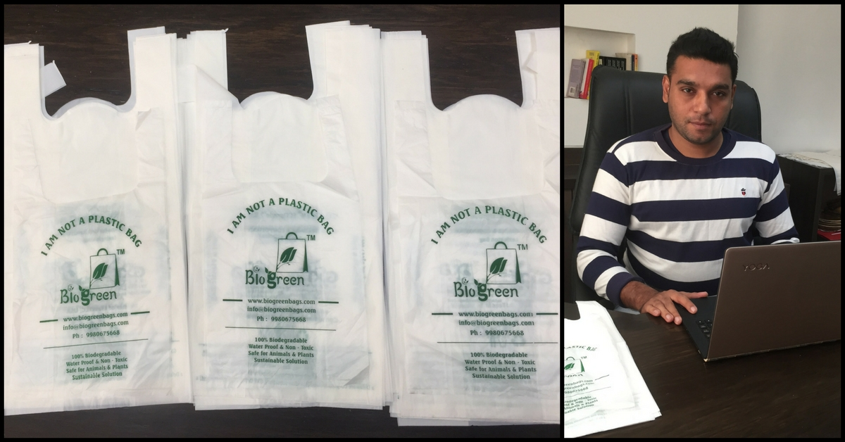 Can't Find a Suitable Replacement to Plastic Bags? Here's Your Solution
