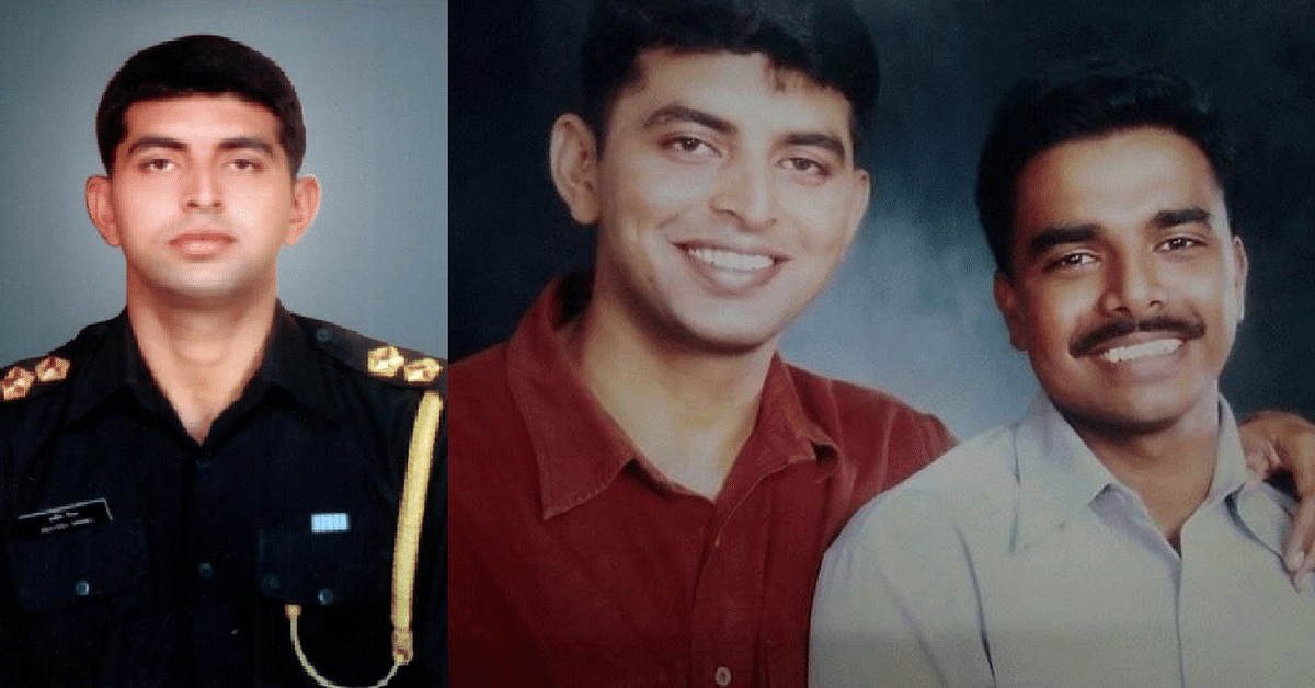 When a Major Died for His Comrades, His Friend Fulfilled This Moving Promise
