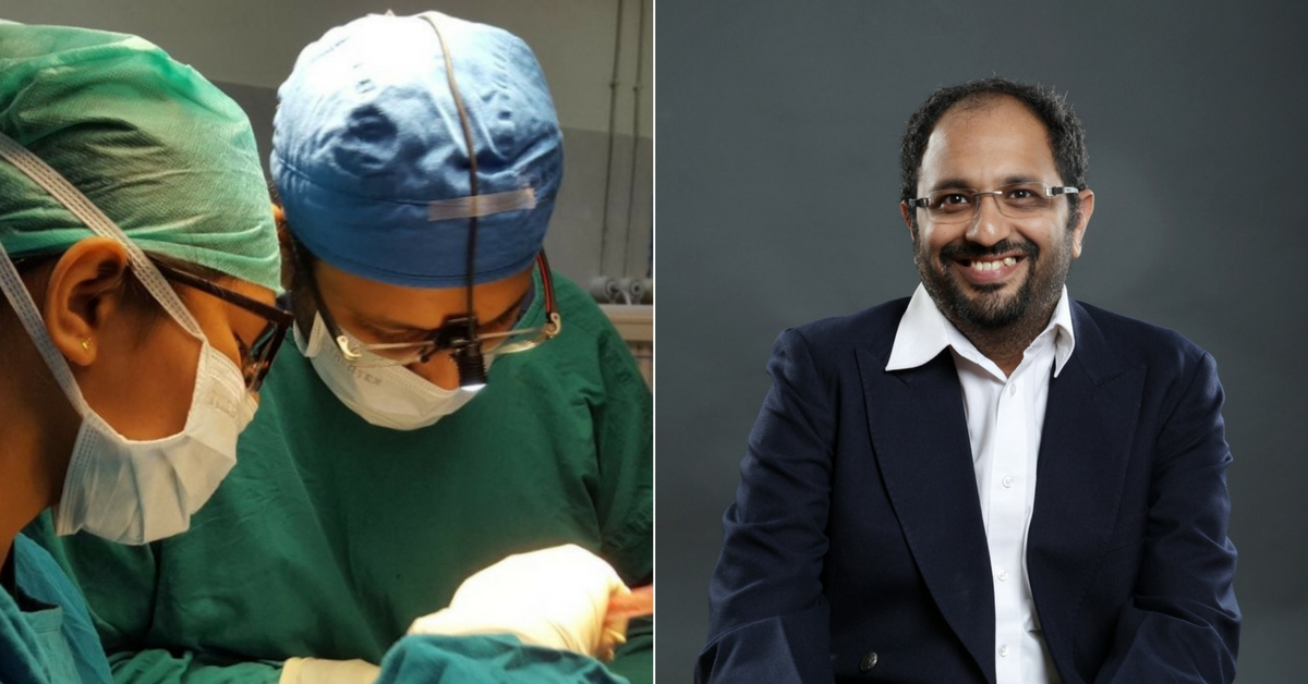This Pune Doctor's Free Surgeries Are Returning Smiles To Poor Kids