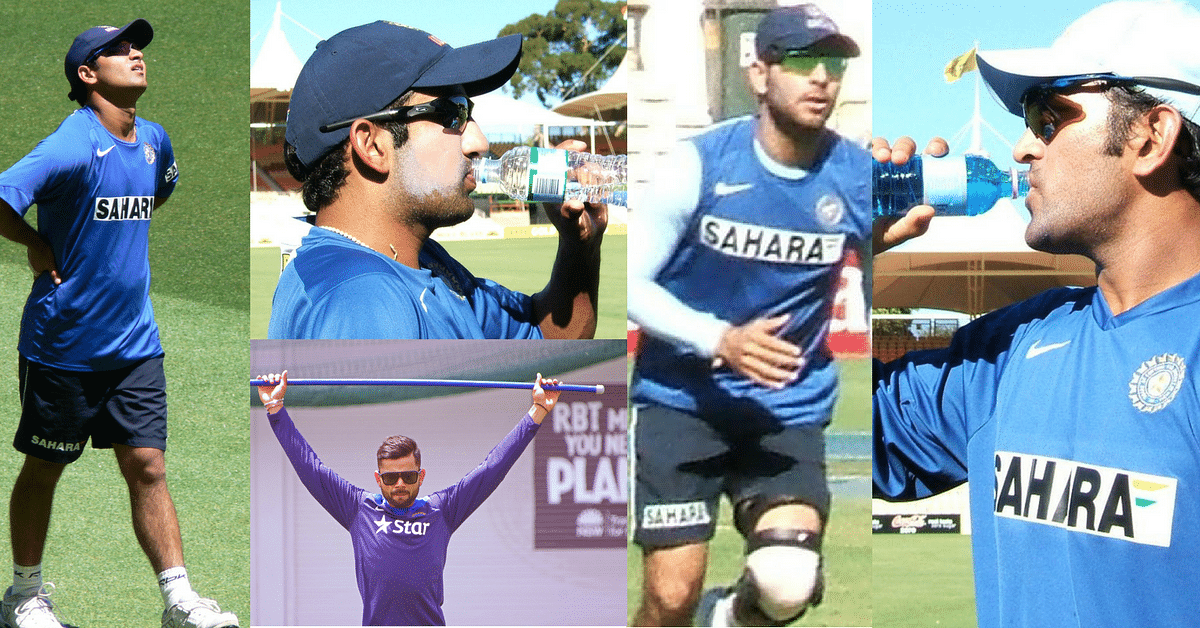 These 5 Cricket Stars Are Making Thousands of Lives Better Off-Field Too!