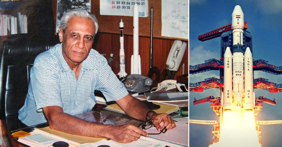 Satish Dhawan: The Story of The Legend Who Shaped India's Space Programme