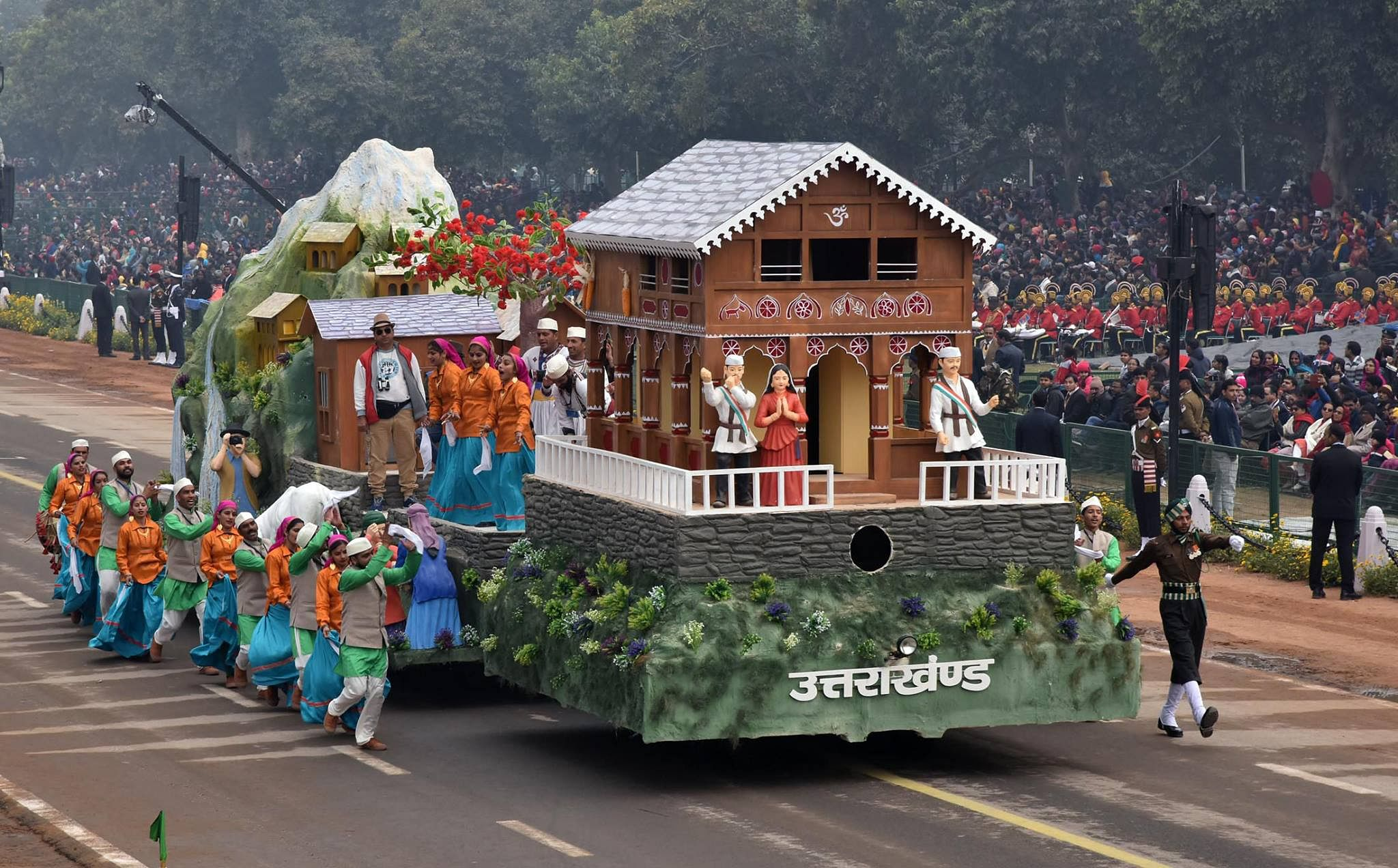 Republic Day 2018: Check Out the Unique Floats in The Parade
