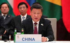 Chinese President Xi Jinping. Beijing will be observing events in New Delhi very closely. (Source: Wikimedia Commons)