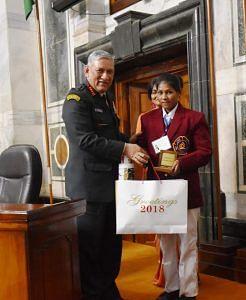 laxmi yadav national bravery award