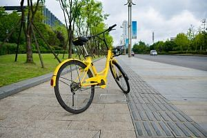 An Ofo cycle (Source: Pixabay)