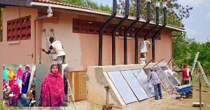 open defecation - toilets