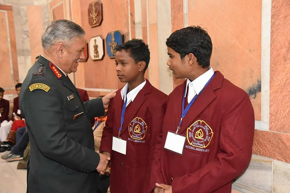pankaj kumar mahanta - national bravery awards- children