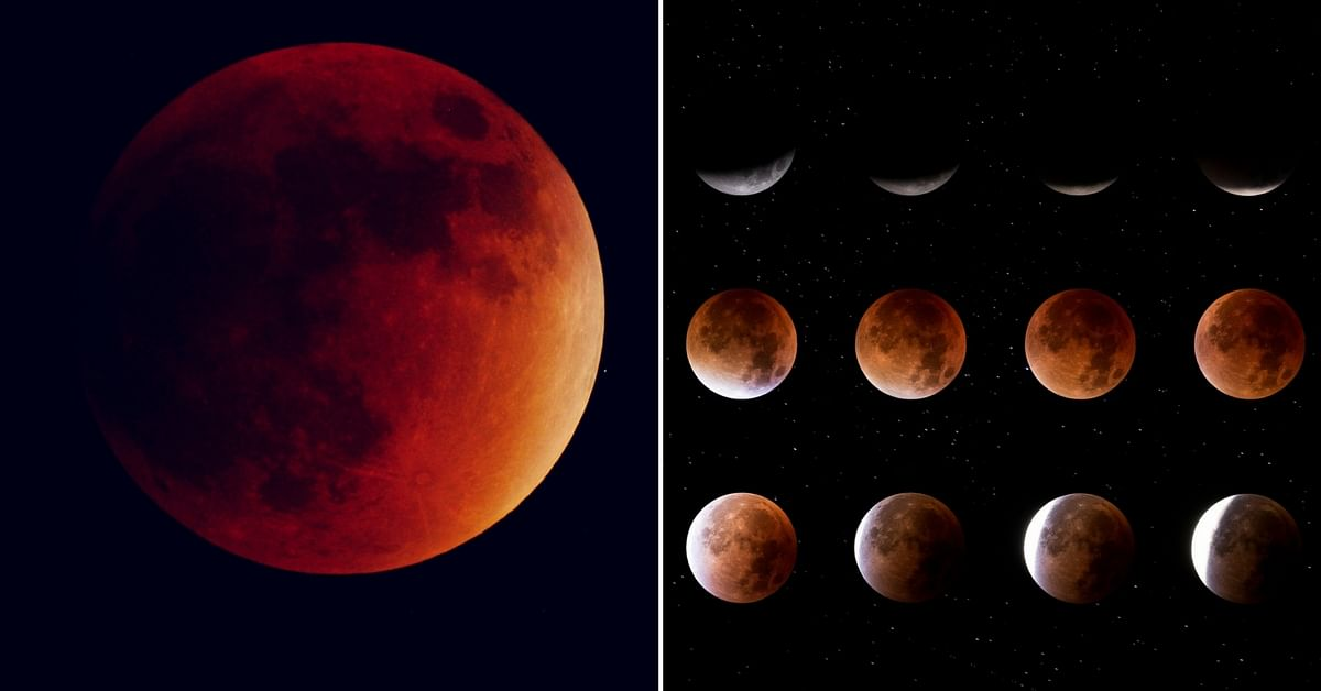 'Super, Blue Blood Moon' Will Leave Spectators in Awe on January  31