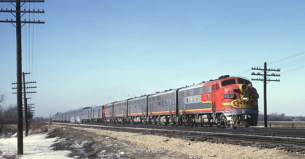 train 18, train 20 Indian Railways