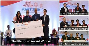 KPIT sparkle winners of 2018 for innovation in energy and transportation sectors
