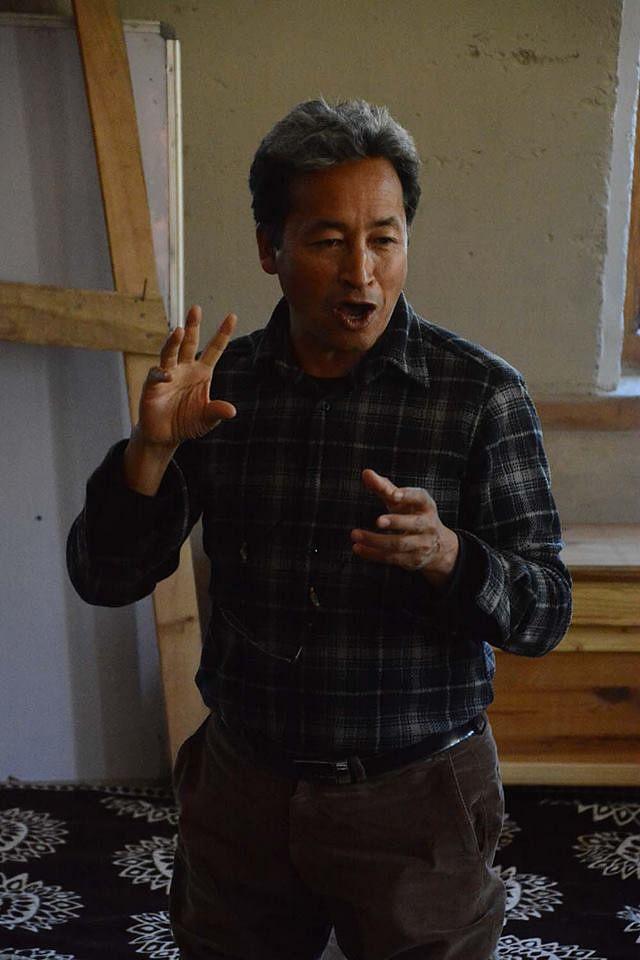 Sonam Wangchuk (Source: Facebook/HIAL)