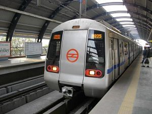 Delhi Meerut metro