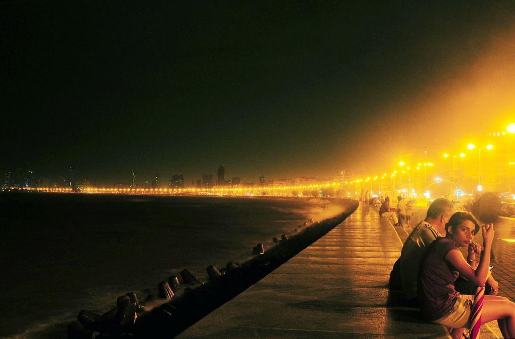 my city my love Mumbai