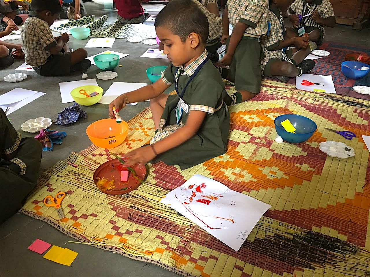How Talented Kids From Low Income >> This Bengaluru Org Is Giving Underprivileged Kids Teachers New Ideas