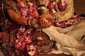 couples indian wedding
