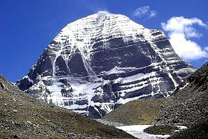 Mount Kailash (Source: Wikimedia Commons)