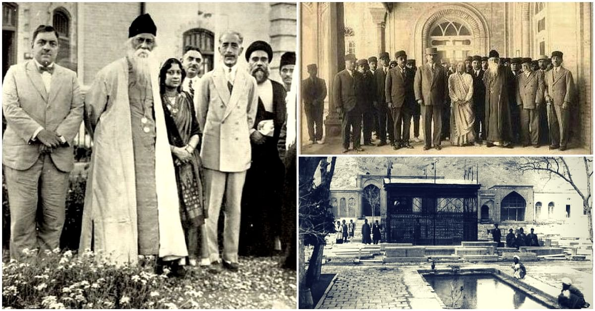 India-Iran: When The King Of Persia Hosted Rabindranath Tagore