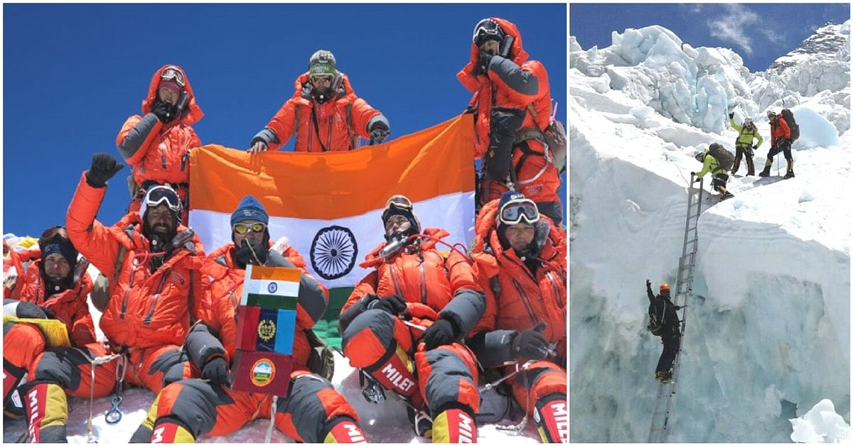 How an Impoverished Uttarakhand Farmer's 18-Year-Old Daughter Scaled The Everest