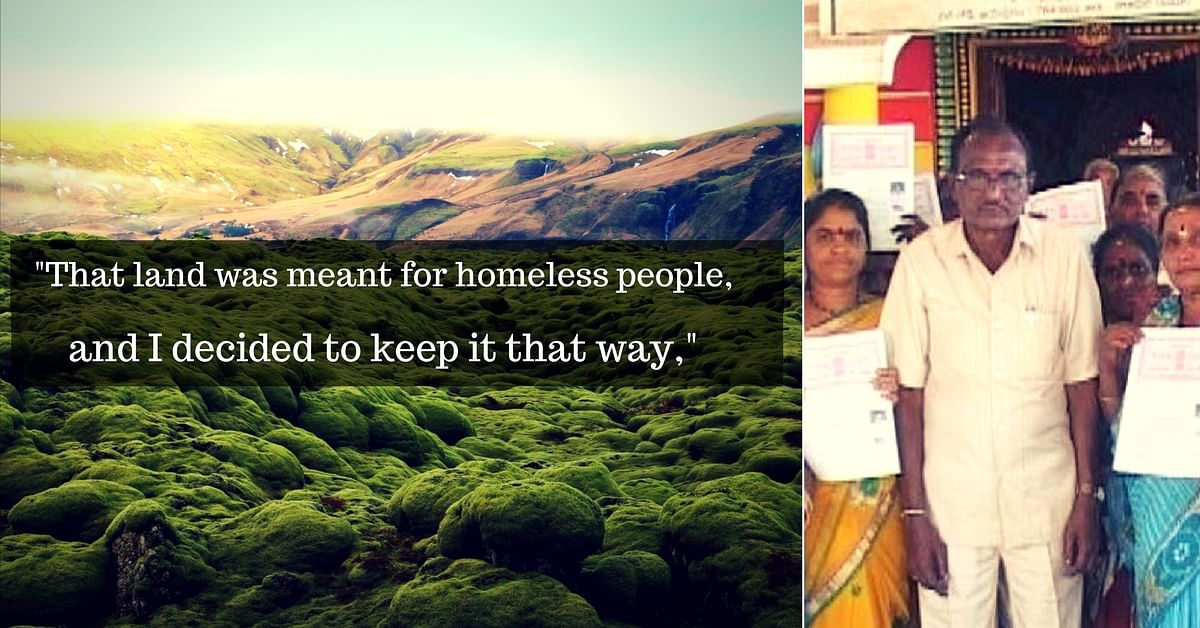 Living in Rented House, Odisha Man Donates 2.3 Acres to Landless Poor!