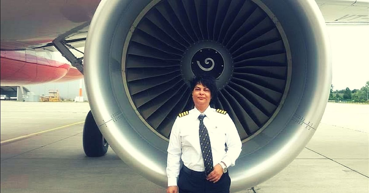 Air India's woman pilot saves 261 lives