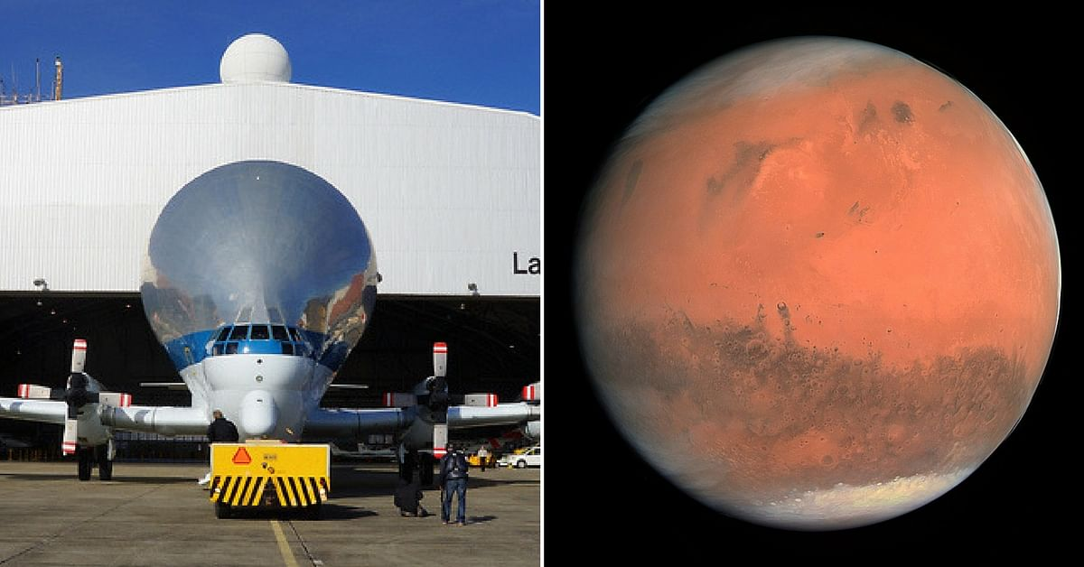 At NASA, Anjishnu will study Mars. Representative image only. Image Courtesy: NASA