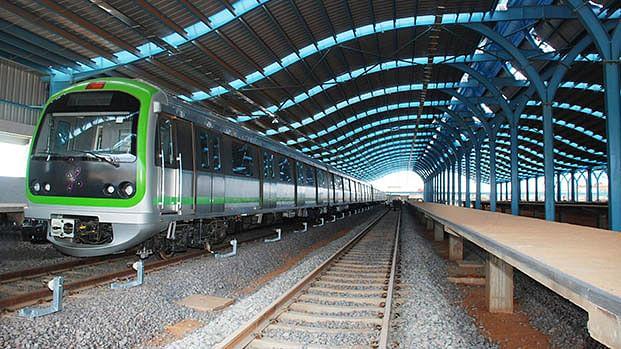 Bengaluru Metro receives three new coaches