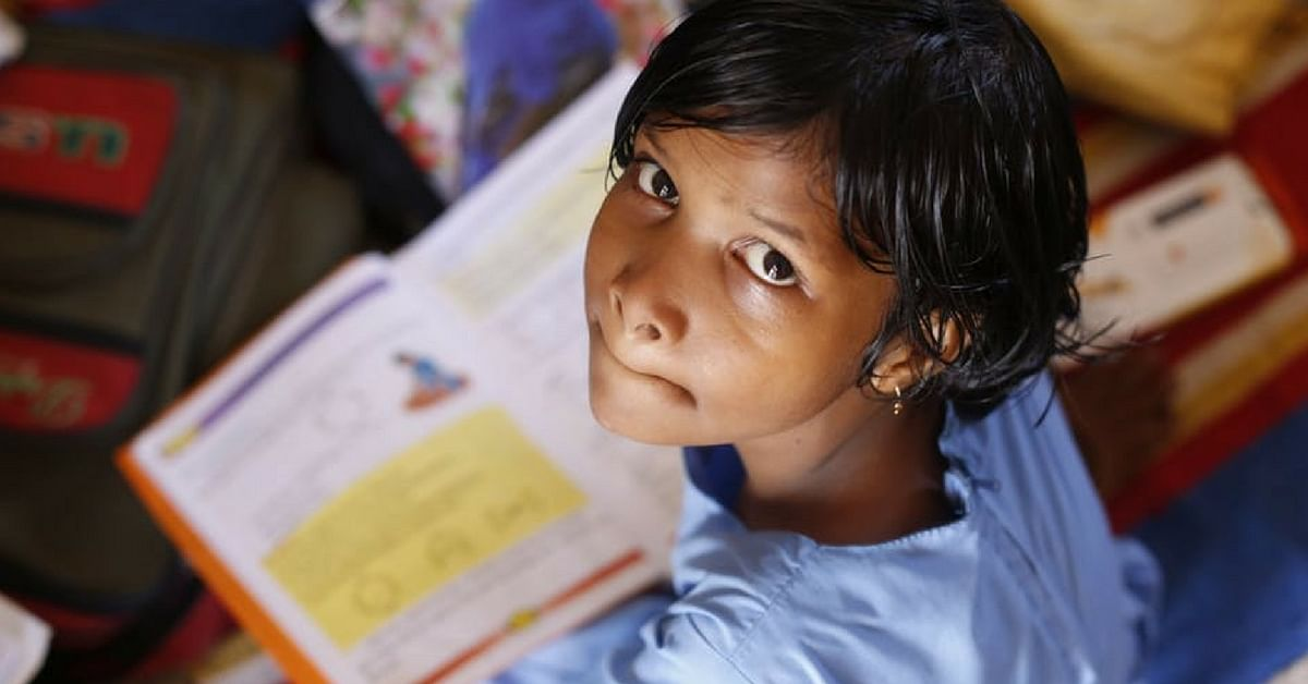 Being married off as a child, is the plight of many girls in India. Fortunately, for one girl, education is her pillar of support.Representative image only. Image Courtesy: Pexels.