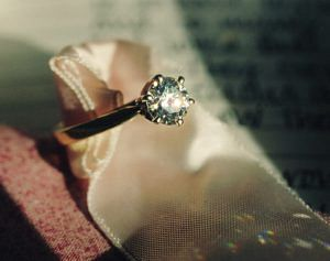 Diamonds aren't forever. For representational purposes only. (Source: Wikimedia Commons)