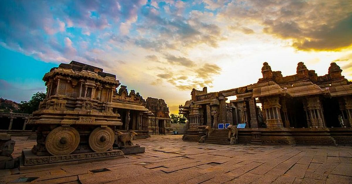 Hampi is a beautiful destination, and now, will be an iconic tourist site.Image Courtesy: Wikimedia Commons.