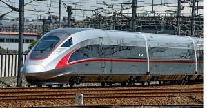 High-Speed trains in Delhi and NCR may soon be a reality. Representative image only. Image Courtesy: Wikimedia Common.