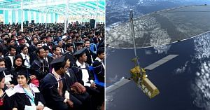 ISRO has invited engineering graduates to apply for positions.Representative image only. Image Courtesy:Wikimedia Commons