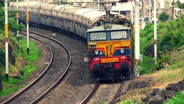 Suggest good ideas, and you may win Rs 10 lakhs, courtesy the Railways. Representative image only. Image Courtesy: Wikimedia Commons.