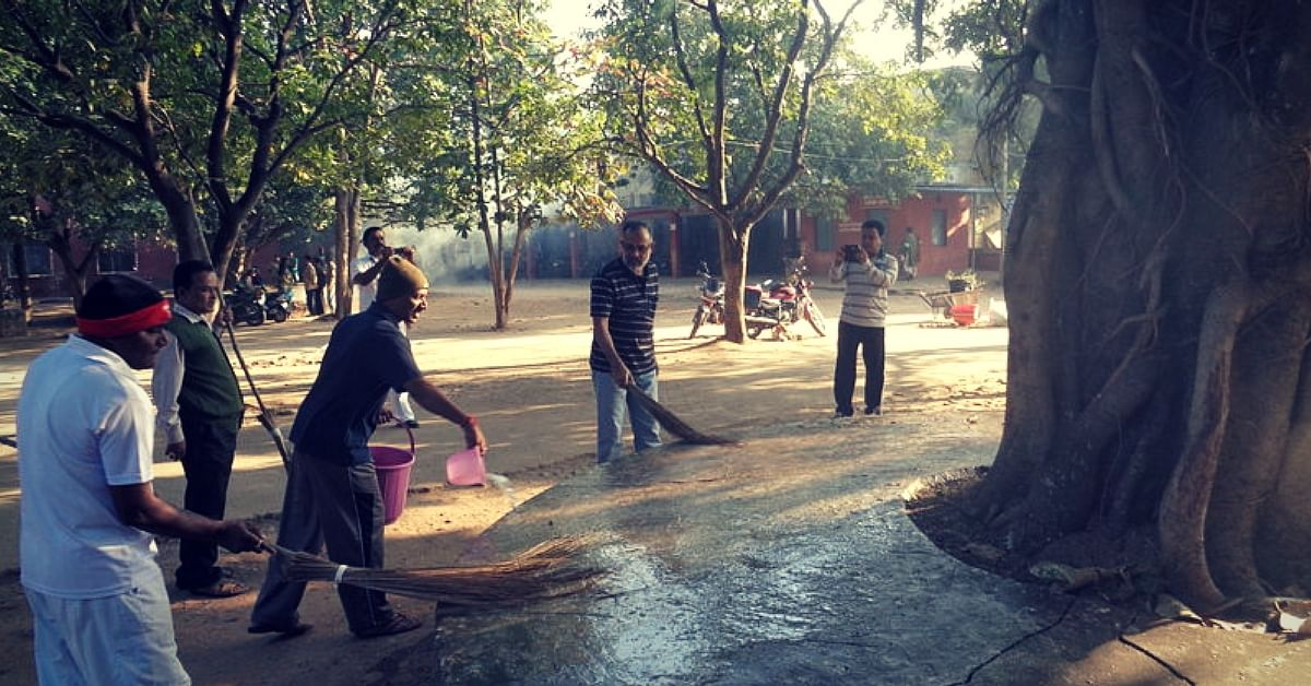 Jodhpur's residents pledged to keep their city clean.Representative image only. Image Courtesy: Wikimedia Commons.