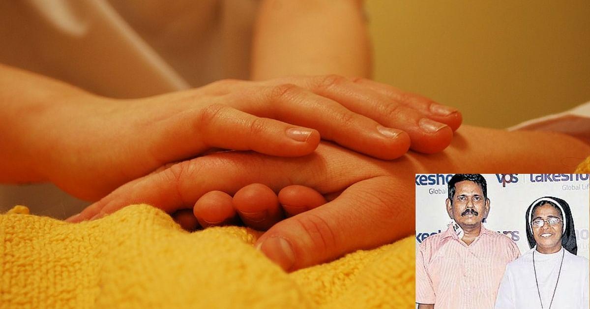 Kerala Nun Gives Stranger the Gift of Life, Donates  Kidney