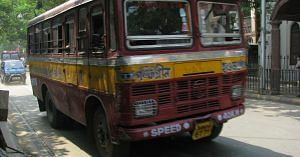 Mrs Poddar is the only woman in Kolkata to drive a minibus. Representative image only. Image Courtesy: Wikimedia Commons.