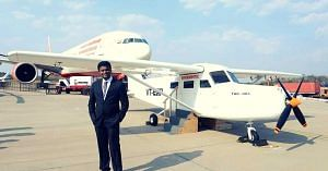 Mumbai Pilot plane factory