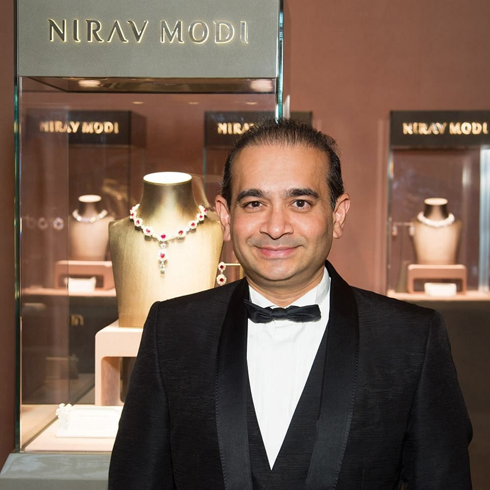 Nirav Modi (Source: Facebook/Nirav Modi)