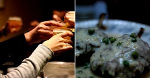 Raise a toast and dig into sumptuous food, in Kolkata's bars.Representative image only. Picture Courtesy: Flickr.