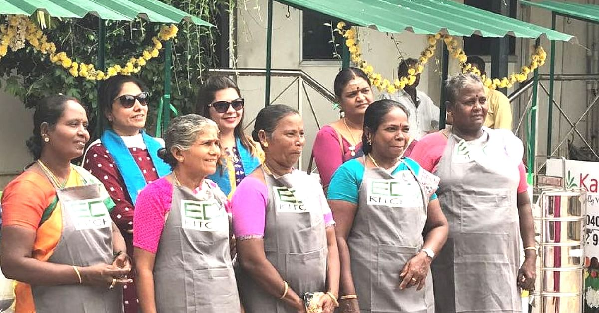 ECO Kitchen Project: How This CSR Initiative is Giving Women a Livelihood Through Meals