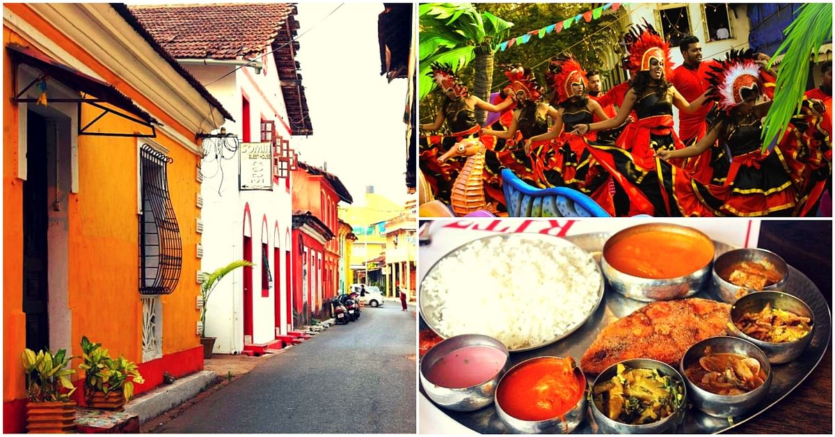 The Other Goa: Why Panjim's Unique Vibe Makes It an Indian City Unlike Any Other!