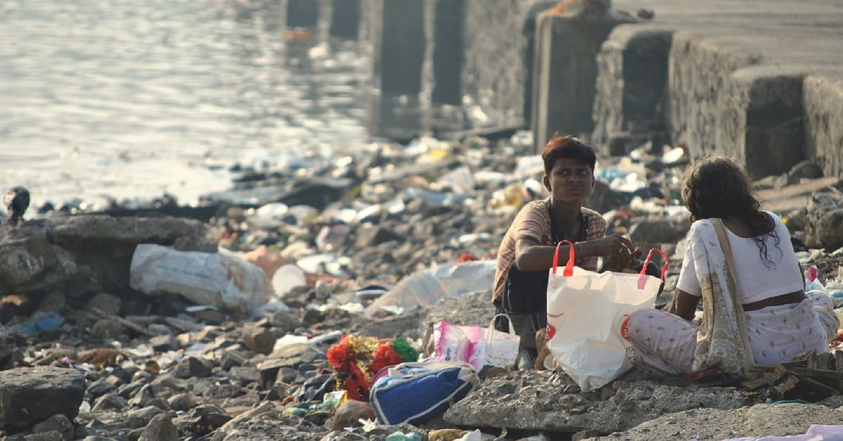 Scavenging, for scrap to sell and make a living-the brutal reality of the ragpickers.Representative image only. Image Courtesy:Flickr