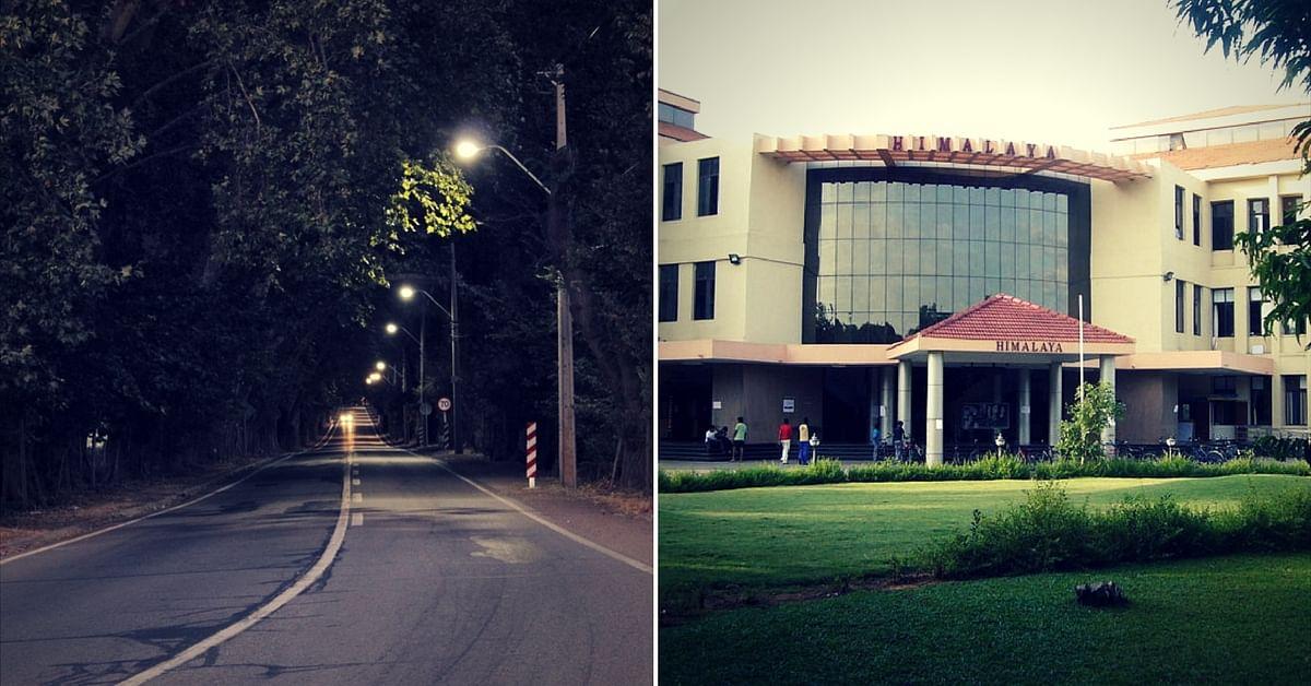 IIT-Madras Students Invent 'Intelligent' Street-Lights to Reduce Power Wastage!