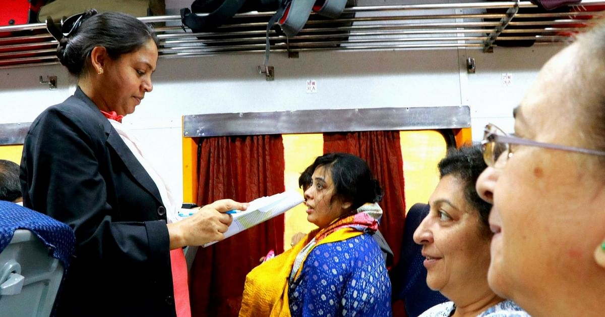 Mumbai-Ahmedabad Shatabdi Will Soon Have All-Women Ticket Checking Crew