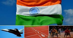 The Indian Air Force is organising a Paralympics event for children of air warriors, hoping it will groom them to take up sports. Representative image only. Image Courtesy: Wikimedia Commons.