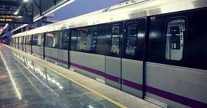 The Kolkata metro will be getting new rakes, courtesy BEML.Image Courtesy: Wikimedia Commons.