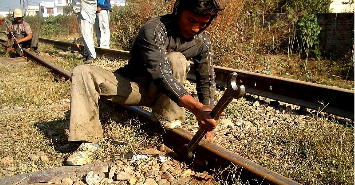 On Track for Skill India, Railways to Train 30000 Apprentices in 2018-19