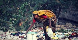 The daily routine of a ragpicker, is extreme, chaotic and based on chance.Representative image only. Image Courtesy; Maxpixel.