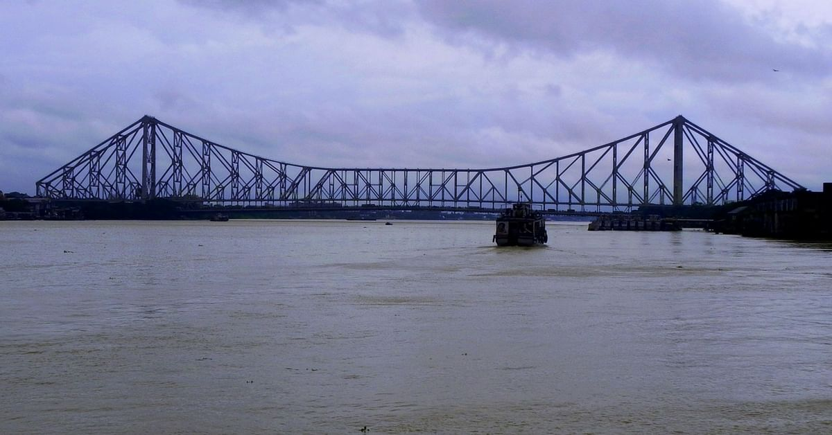 The iconic Howrah Bridge, standing tall for decades.Image Courtesy: Flickr.